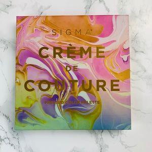 Sigma Beauty Creme De Couture Palette